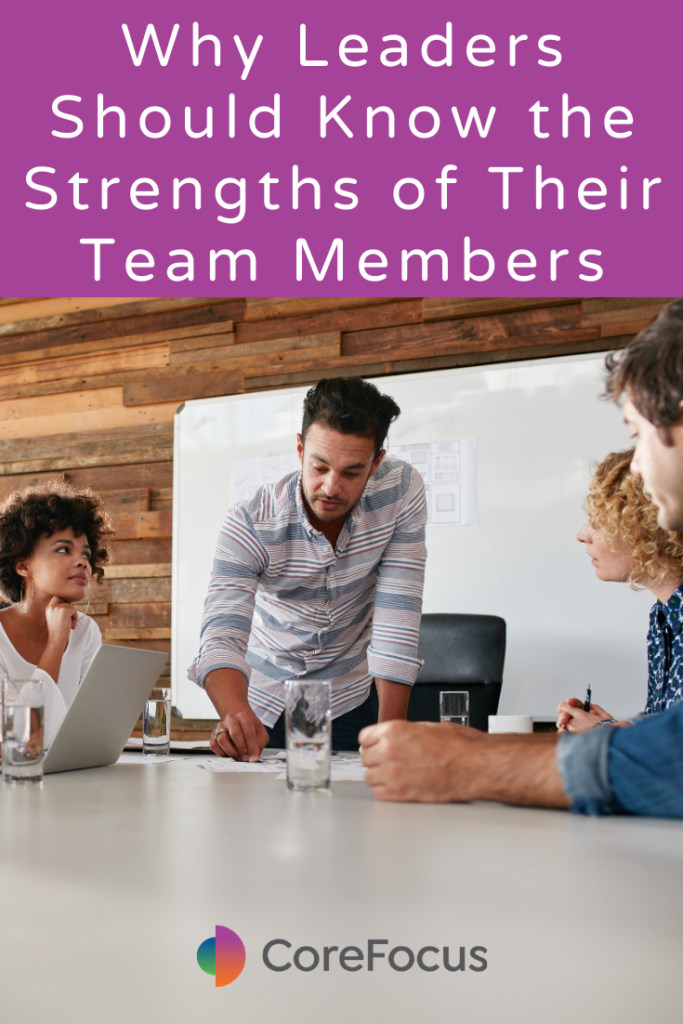 discovering your team's strengths CoreFocus Consulting